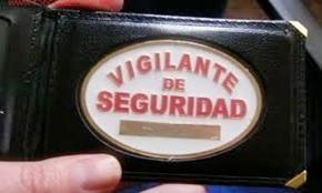 Certificados médicos de seguridad privada