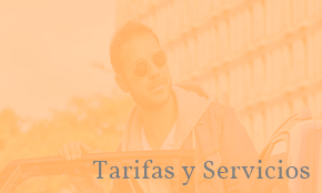 Tarifas consultas y servicios